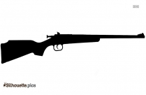 Musket Rifle Silhouette Vector And Graphics