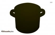Crock Pot Silhouette