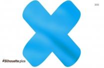 Maltese Cross Vectors Silhouette