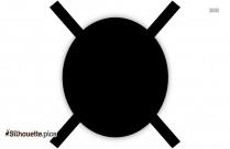 Scimitar Silhouette Vector