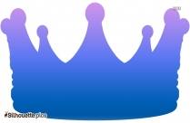 Crown Art Silhouette Image