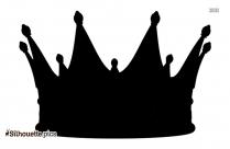 Royal Crown King Silhouette