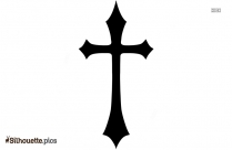 Cross Silhouette Picture