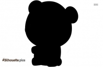 Sesame Street Cartoon Character Silhouette Image