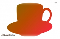Cup Of Coffee Clipart Vector Image