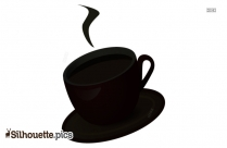Cup Of Coffee Silhouette