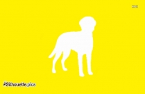Canadian Eskimo Dog Silhouette