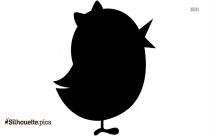 Chickadee Cardinal Silhouette