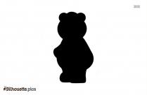 Bear Clipart Silhouette Clipart