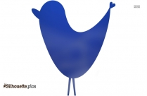 Quail Bird Silhouette Vector