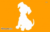 Eskimo Dog Drawing Silhouette