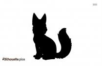 Cute Drawings Silhouette