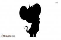 King Samson Pooh Silhouette