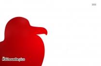 Love Bird Silhouette Wallpaper