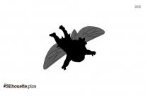 Fairy Tattoo Silhouette Drawing