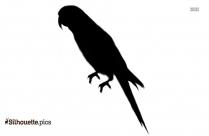 Parrot Clip Art Silhouette