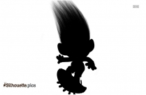 Cartoon Trolls Poppy Etsy Silhouette