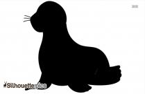Turtle Silhouette Clip Art