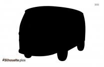 Tank Cartoon Silhouette
