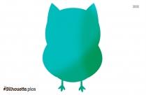 Cartoon Owl Silhouette Pic