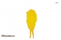 Cutiest People Silhouette Illustration