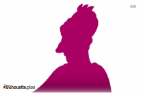 Pete Character Silhouette Clip Art