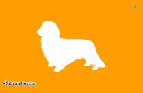 Cocker Spaniel Dog Breed Silhouette