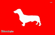 Dog Silhouette, Clipart