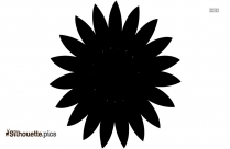 Daisy Drawings Silhouette