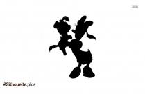 Disney Cowboy Clipart Silhouette