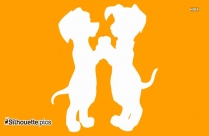 Zoo Animals Clipart, Silhouette