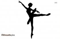 couple ballroom dancing silhouette
