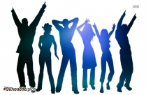 Dancing Clipart Silhouette