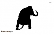 Terrestrial Animal Logo Silhouette For Download