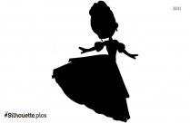 Princess Silhouette Illustration