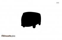 Family Van Clipart Silhouette