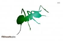 Deadliest Ant Silhouette