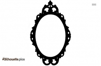 Pentagrams Silhouette Vector And Graphics