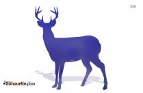 Deer Drawings Silhouette Image