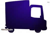 Cartoon Ambulance Silhouette Image
