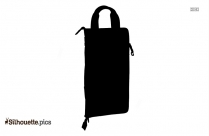 Backpack Clipart Silhouette