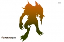 Demon Silhouette Picture