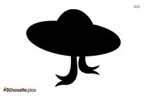Hat Silhouette Picture Vector