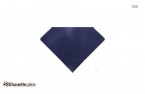 Diamond Silhouette Png