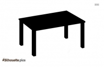 Chairs Silhouette Clipart