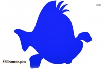 Disney Fish Silhouette Clipart
