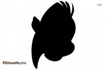 Disney Fish Silhouette Clipart