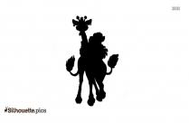 Sonic The Hedgehog Cartoon Silhouette