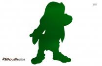 Disney Grumpy Silhouette
