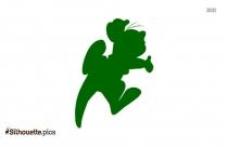 Guanaco Symbol Silhouette